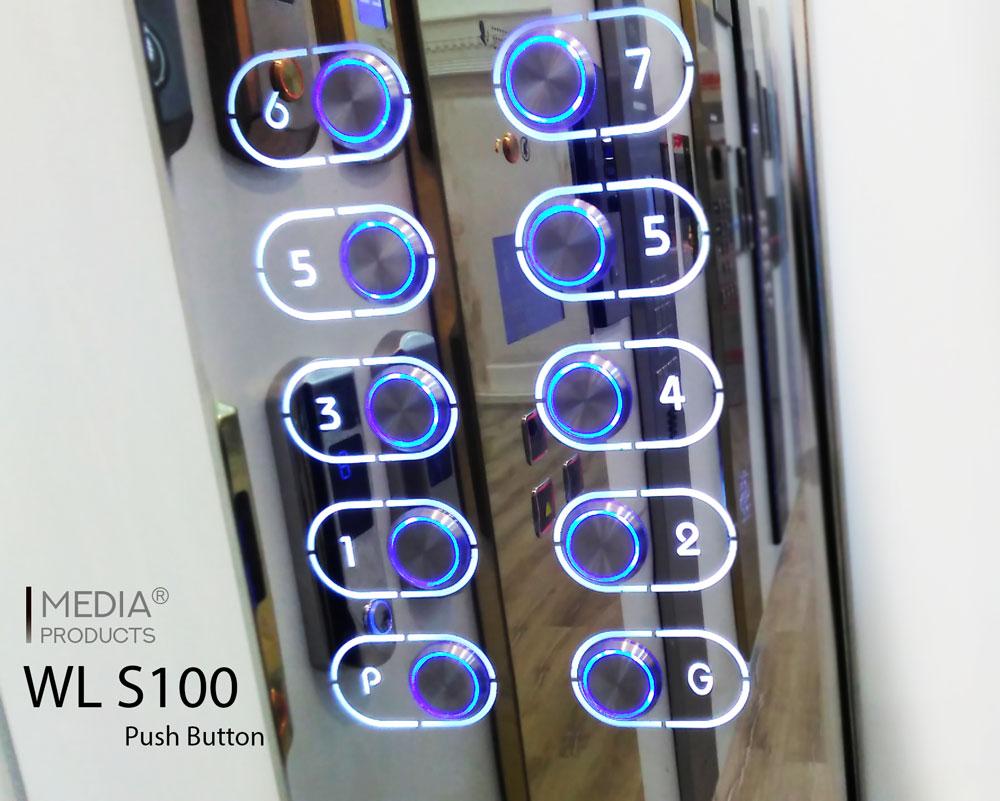 کلید آسانسور WL-S100