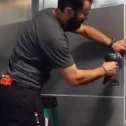 شستی آسانسور